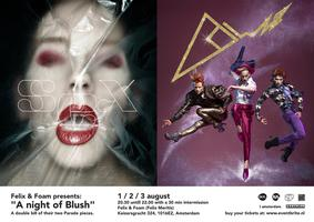 Felix & Foam presents: A Night Of Blush