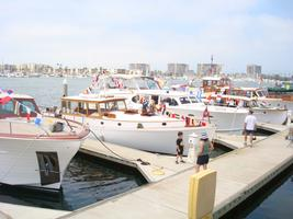 """Classic Yacht Association's 38th Annual """"Old Fashioned..."""