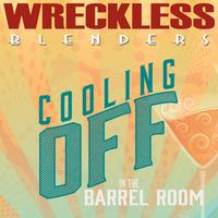 Cooling off in the Barrel Room (2014) at the Wreckless...
