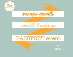 Orange County Small Business Passport Event