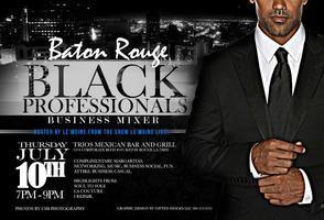 BR Black Professionals July Meet-Up