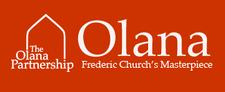 The Olana Partnership Events logo