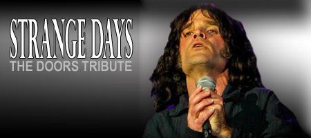 STRANGE DAYS - The Doors Tribute