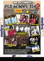 Again! Aug. 23rd 2014 The Ultimate Old School Jam! 2!...