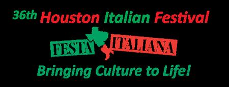 36th Houston Italian Festival