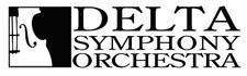 Delta Symphony Orchestra  logo