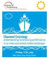 Channel Crossing: understanding fundraising...