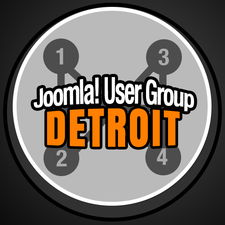 Joomla User Group Detroit logo
