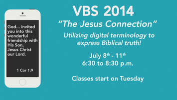 Vacation Bible School 2014