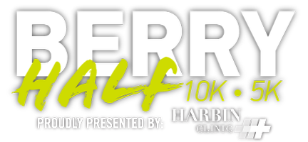 2015 Berry Half Marathon / 10K / 5K