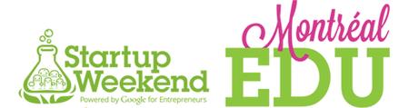 Startup Weekend Montreal EDU 07/25/2014