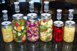 Lost Arts: Creating and Cooking with Fermented Foods