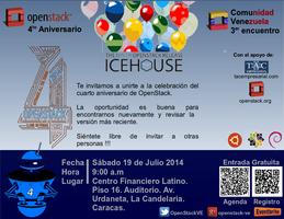 4to aniversario de OpenStack y 3er encuentro de la...