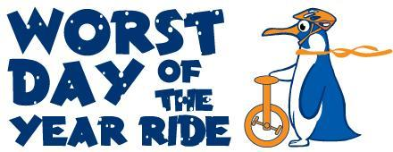 Worst Day of the Year Ride 2015