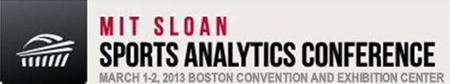MIT Sloan Sports Analytics Conference 2013