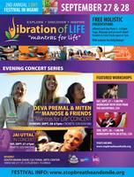 Vibration of Life 2014