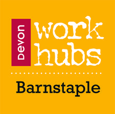 Barnstaple Work Hub logo
