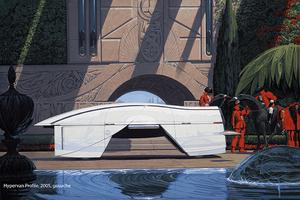 Syd Mead Reception and Lecture