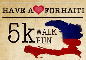Have A Heart For Haiti 5k Walk/Run