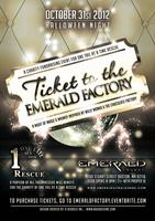 The Emerald Factory: A Halloween Party to Benefit One...