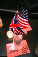 Transatlantic Toast to Liberty
