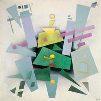 Rudolf Bauer - Forgotten 20th Century Masterpainter