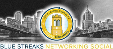 Pittsburgh Alumni Chapter - Blue Streaks Networking...
