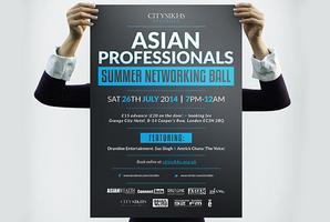 Asian Professionals Summer Networking Ball