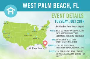 Healthy Home Tour: West Palm Beach, FL