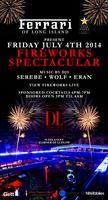 July 4th Fireworks Spectacular Party at the DL