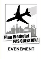 Pas Question ! à l'inauguration de Bruxelles Les Bains