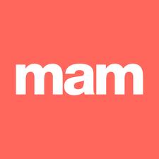 MAM - Museu de Arte Moderna de São Paulo logo