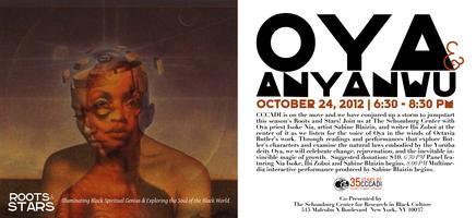 Roots and Stars Series: Oya and Anyanwu
