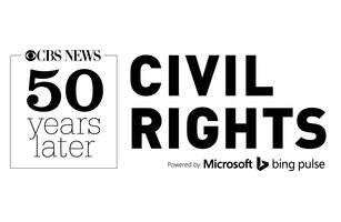 CBS NEWS: 50 YEARS LATER, CIVIL RIGHTS LIVE AT THE ED...