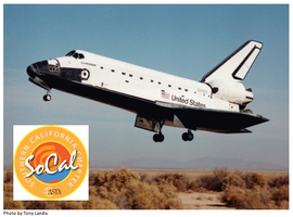 RSVP NOW for SoCal ASTA's Space Shuttle Summer Sunday...