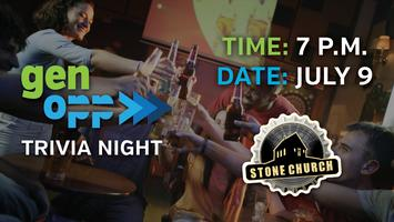 Stone Church Trivia Night with Generation Opportunity