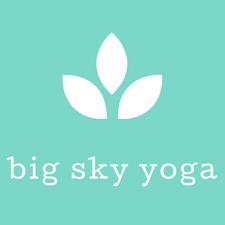 Big Sky Yoga logo