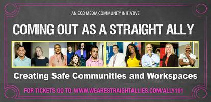 Coming Out As a Straight Ally: Creating Safe...