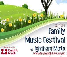 Friday Night Live at Ightham Mote