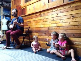Rocking Chair Music - Four Tuesdays in August at 12:30...