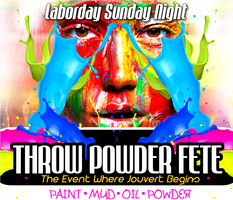 Throw Powder Fete