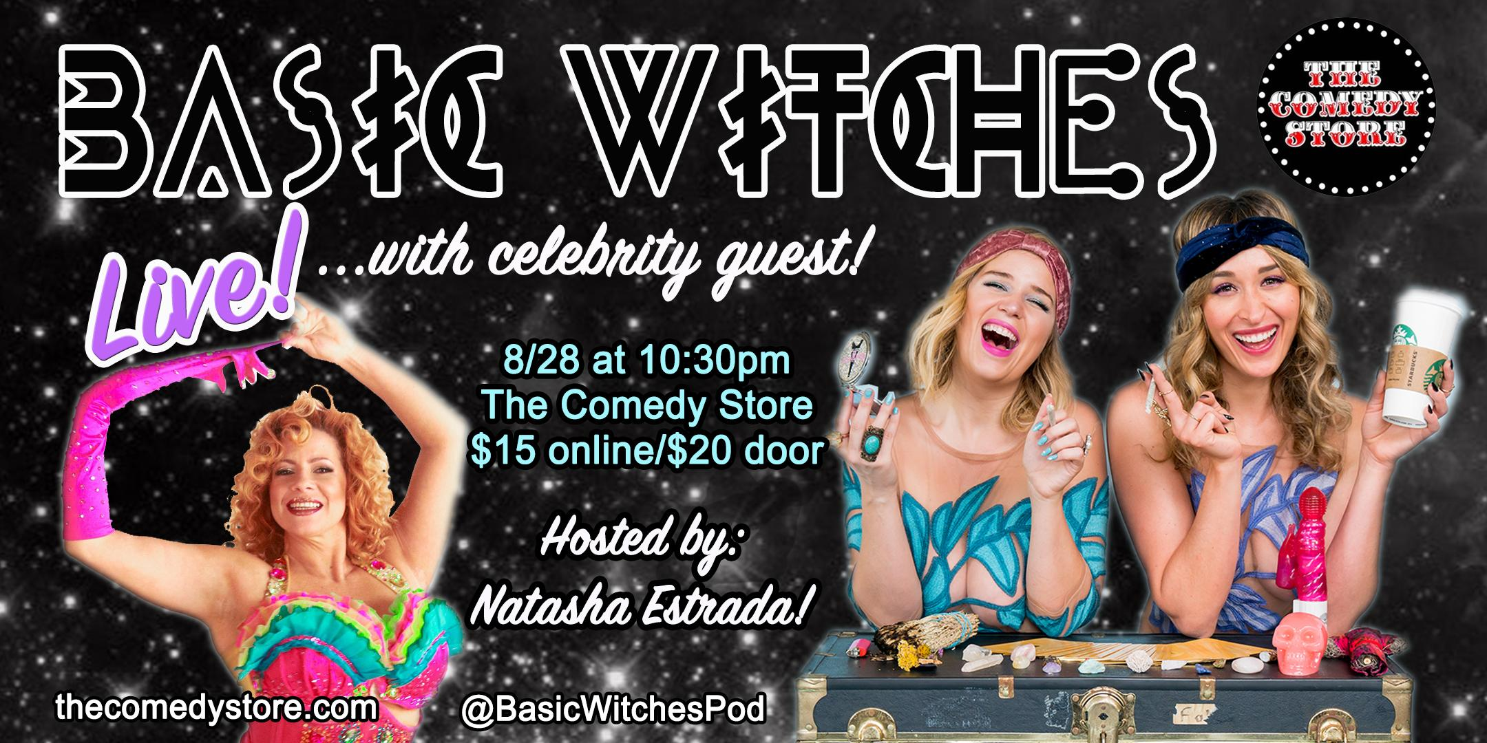 BASIC WITCHES: LIVE!