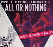 Inspire the Fire Presents: #Xperience2k14...