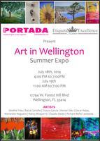 Summer Art in Wellington