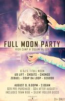 2014 Full Moon Party at High Camp