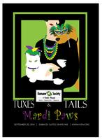 Tuxes & Tails 2014 - Mardi Paws
