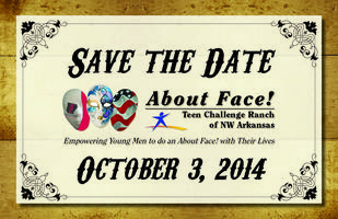 About Face 2014 Teen Challenge Ranch featuring...