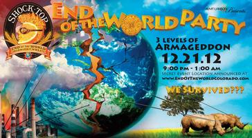 End of the World- Tickets Available at Door