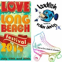 Love Long Beach Festival Power Skate