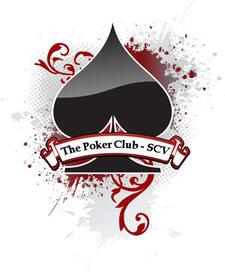 The Poker Club SCV logo